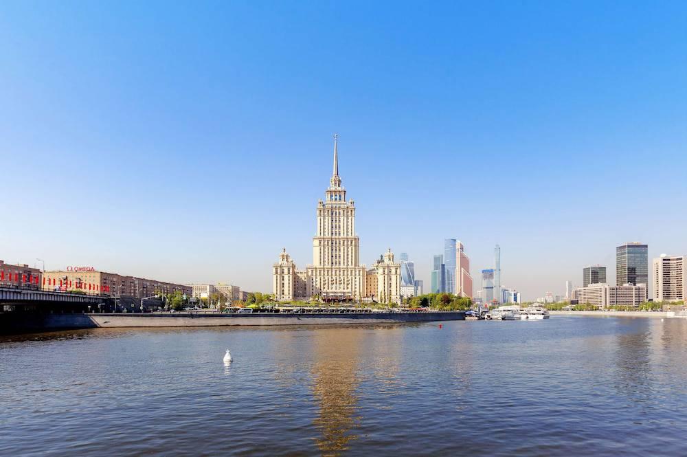 Radisson Royal Hotel, Moscow