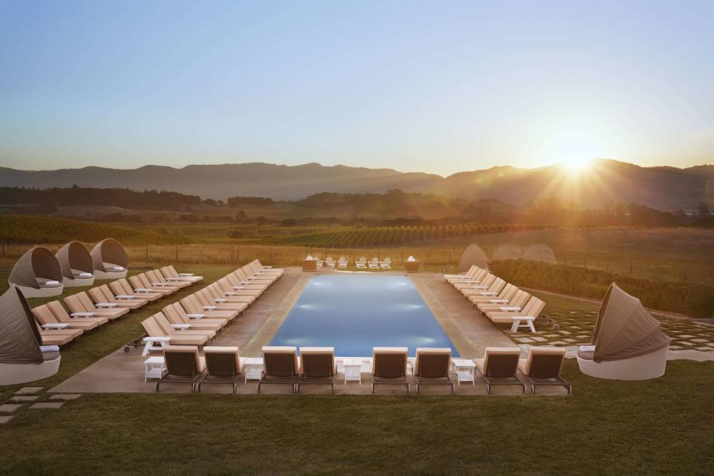 The Orchard at The Carneros Inn