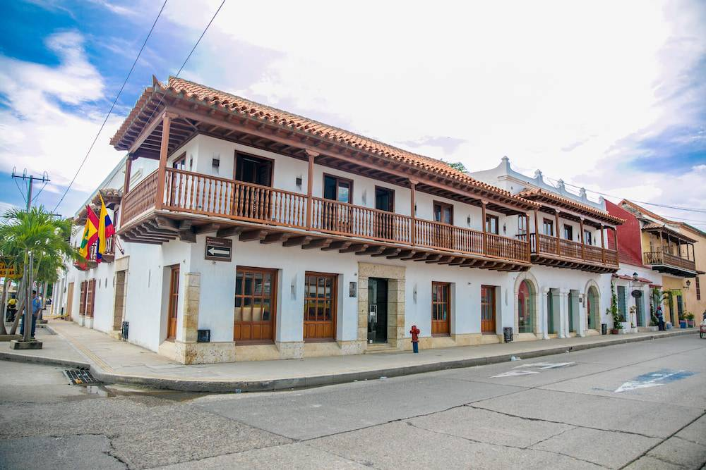 Getsemani Cartagena Luxury Hotel