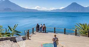 Pacote Cidade da Guatemala + Lago Atitlán + Antigua + Flores